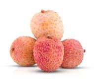 Fruit exotique de litchi image stock