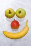 Fruit Face Royalty Free Stock Photos