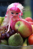 Fruit fairy Royalty Free Stock Images