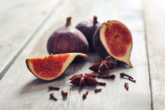 Fruit figs Stock Photography