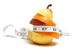 Fruit of Fitness Royalty Free Stock Photography