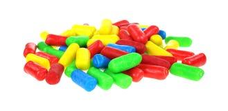 Fruit Flavored Bubble Gum Stock Photos
