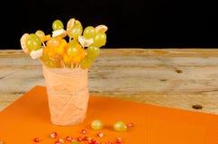 Fruit flowers Stock Image