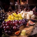 Fruit fondue Royalty Free Stock Images