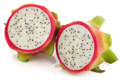 Fruit frais de pitaya (undatus de Hylocereus) Photo stock