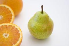 Fruit frais de poire Photo stock