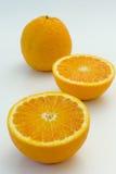 Fruit frais orange Image libre de droits