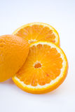 Fruit frais orange Photographie stock libre de droits