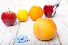 Fruit génétiquement modifié Photographie stock