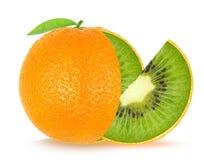 Fruit, genetic engineering. Royalty Free Stock Images