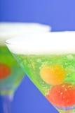 Fruit glass Royalty Free Stock Image