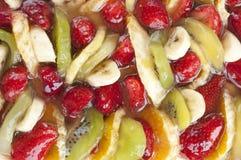 Fruit glaze stock photo