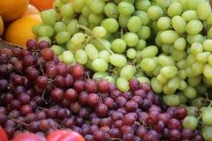 Fruit greengrocer Royalty Free Stock Image