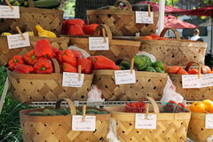 Fruit greengrocer Royalty Free Stock Images
