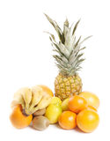 Fruit Group Stock Image
