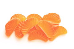 Fruit gum Stock Images