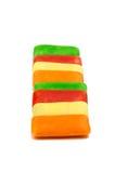 Fruit gum stock images