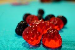 Fruit gums Stock Photography
