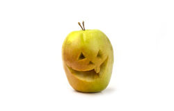 Fruit for Halloween Royalty Free Stock Photography