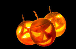Fruit Halloween Royalty Free Stock Images