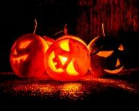 Fruit Halloween Stock Image
