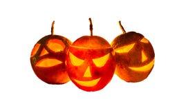 Fruit Halloween Royalty Free Stock Photography