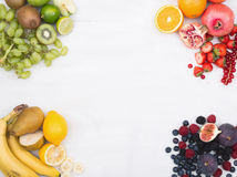 Fruit hero header image Stock Photography
