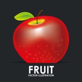 Fruit icon Royalty Free Stock Photos