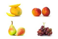 Fruit isolated Royalty Free Stock Photos