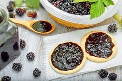 Fruit jam Royalty Free Stock Photography