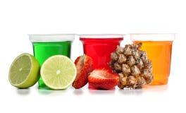Fruit jam Stock Image