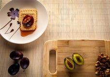 Fruit Jam, Marmalade Stock Images