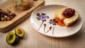 Fruit Jam, Marmalade Stock Photo