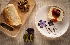 Fruit Jam, Marmalade Royalty Free Stock Photos