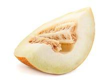 Fruit jaune de melon Image libre de droits