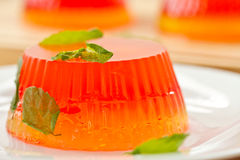 Fruit jellies Stock Image