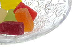 Fruit jelly Royalty Free Stock Photos