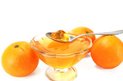 Fruit Jelly Stock Images