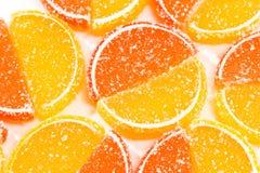 Fruit jelly Royalty Free Stock Photo