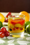 Fruit jelly Royalty Free Stock Photography