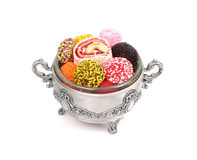 Fruit jelly candy Royalty Free Stock Image