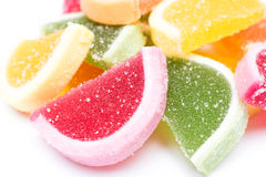 Fruit Jelly Close Up Stock Image
