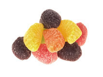 Fruit Jelly Sweets Royalty Free Stock Image