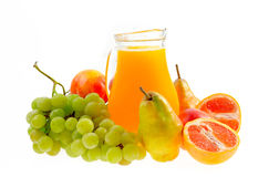 Fruit juice Royalty Free Stock Photo