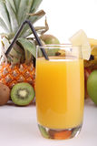 Fruit juice Royalty Free Stock Photography
