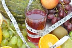 Fruit juice Stock Image