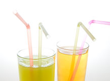 Fruit juice Stock Photos