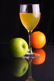 Fruit juice Stock Photo