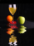 Fruit juice Stock Images