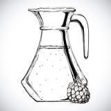 Fruit juice design Royalty Free Stock Photo